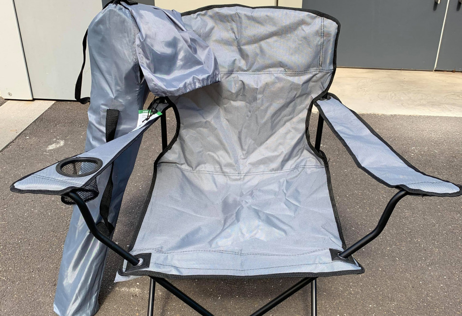 Brand New Set Of Camping Chairs