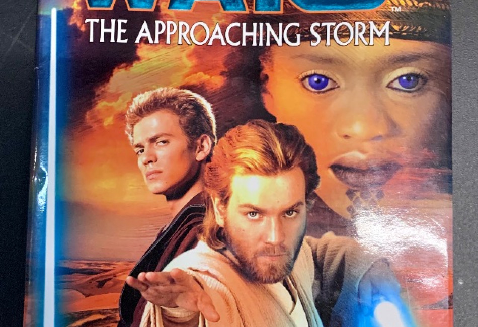 Star Wars: The Approaching StormBy Alan Dean Foster