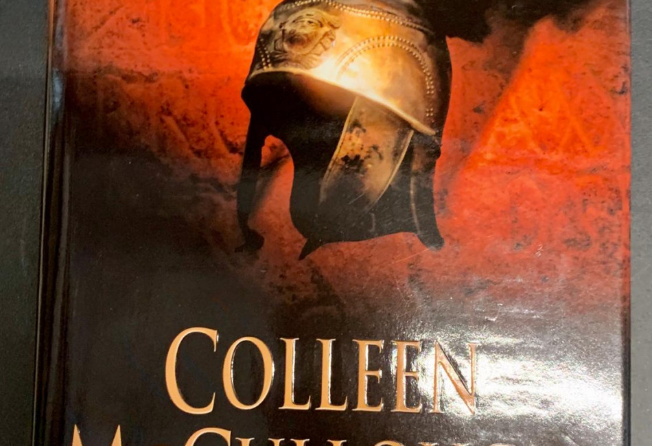 The October Horse: A Novel of Caesar and Cleopatra by Colleen McCullough