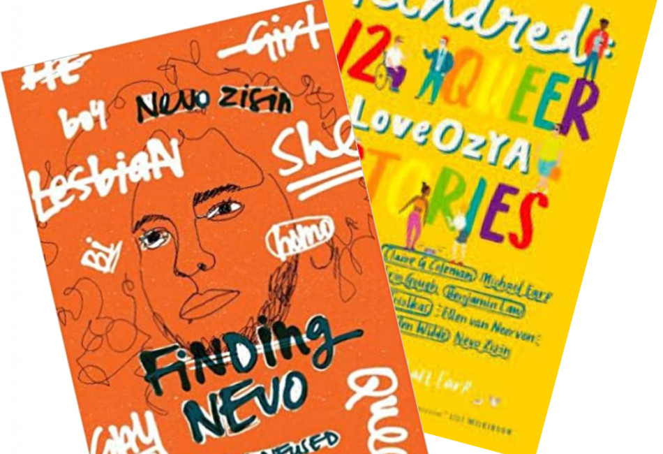 Finding Nevo and Kindred: 12 queer #LoveOzYA