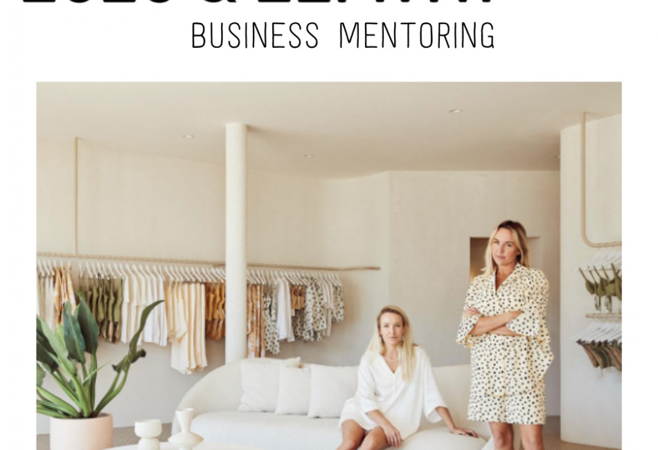 Business mentoring from the founders of Zulu & Zephyr
