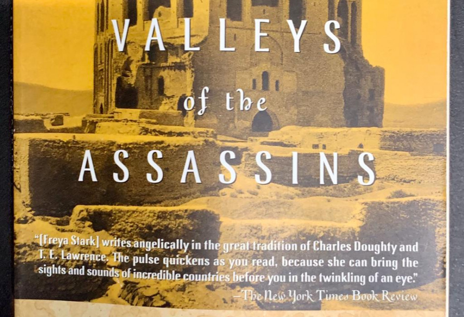 The Valleys of the Assassins: and Other Persian Travels by Freya Stark