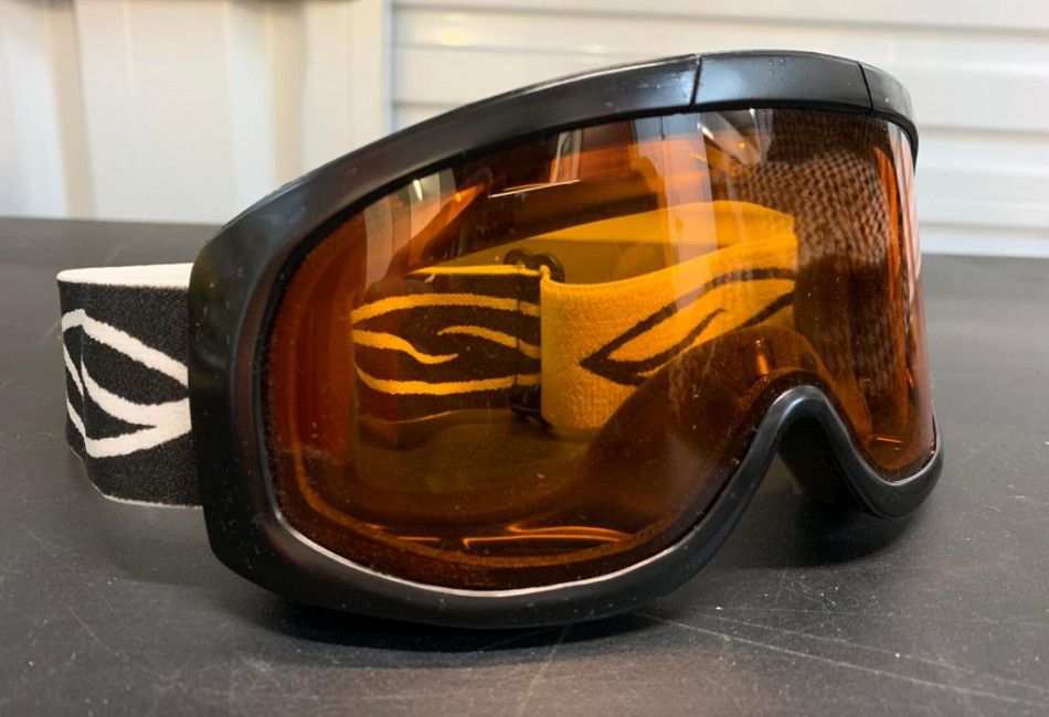 Snow Goggles - Unisex with yellow lens