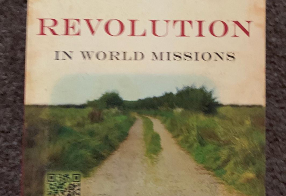 Revolution in World Missions by K.P. Yohannan