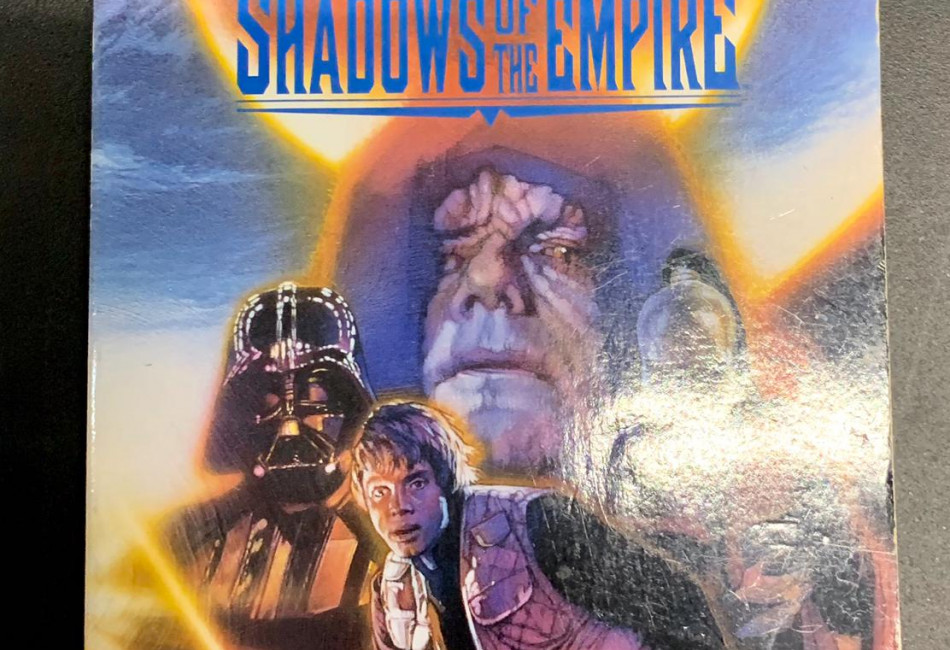 Shadows of the Empire (Star Wars Legends Universe) by Christopher Golden