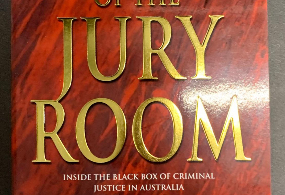 Secrets of the Jury Room by Malcolm Knox