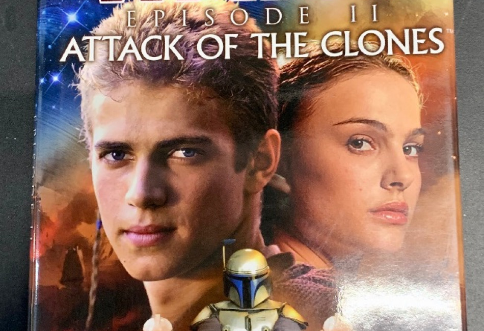 Star Wars-Episode II: Attack of the Clones by R.A. Salvatore