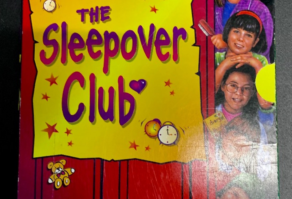 The Sleepover Club at Frankie'sBy Rose Impey