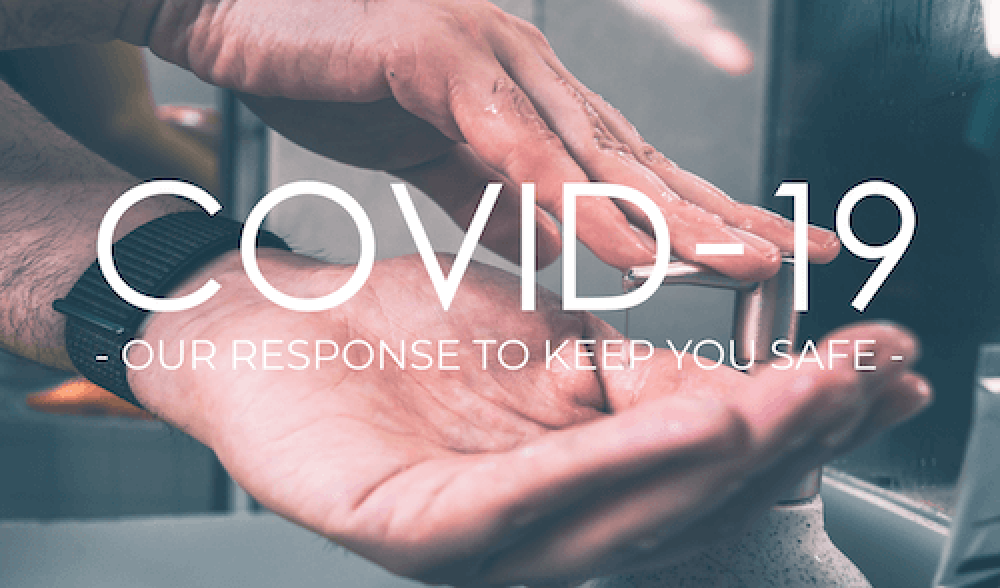 COVID-19: How to keep safe while donating