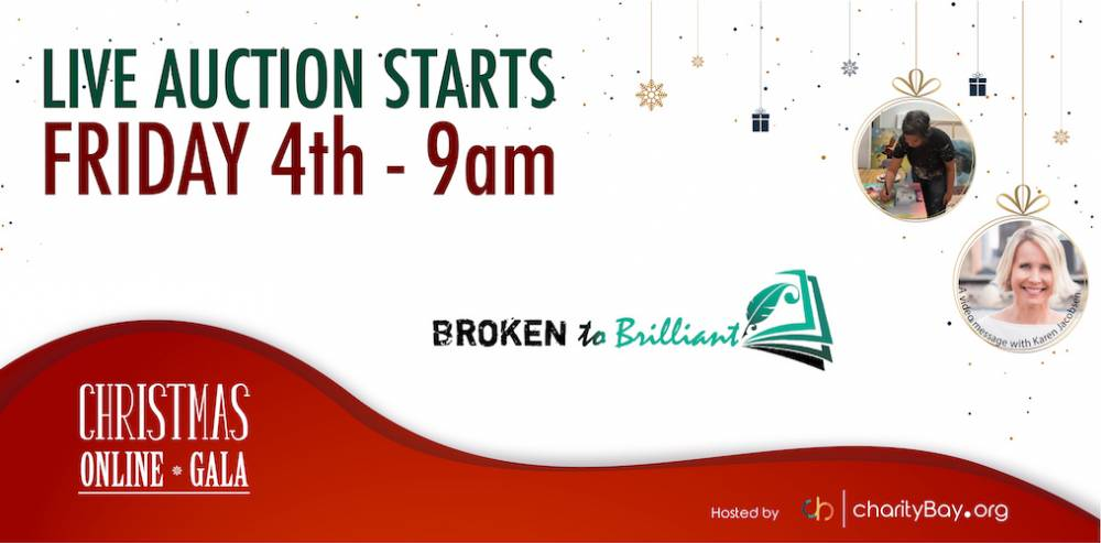 Broken to Brilliant: Christmas Gala