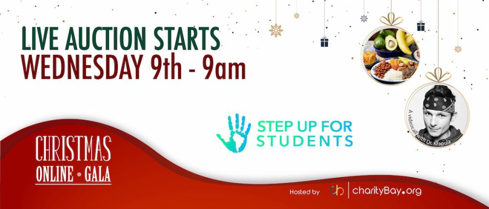 Step-Up For Students: Christmas Gala