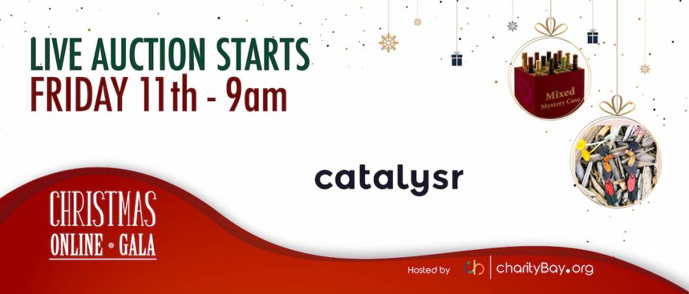 Catalysr: Christmas Gala