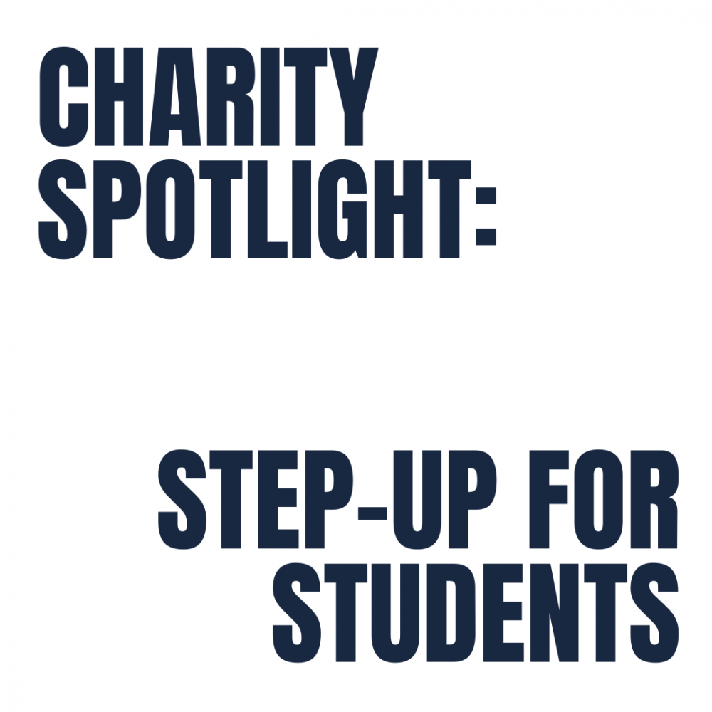 Charity Spotlight: Step-Up For Students